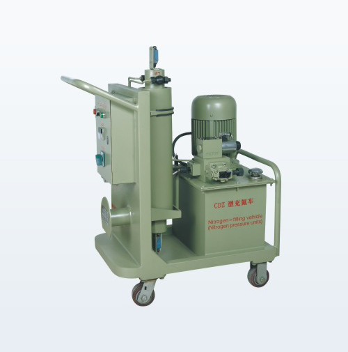 充氮车(氮气增压装置)