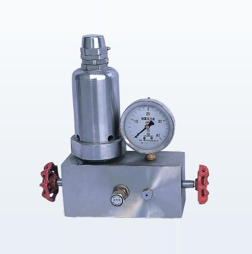 蓄能器气体安全阀